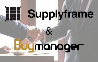 PR - Buymanager - Supplyframe announcement